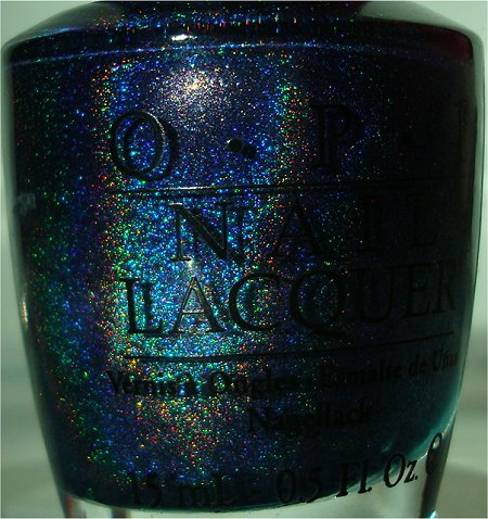 Dim Sunlight OPI Designer Series Glamour Swatch, Review & Bottle Pics