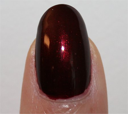 Flash Branding Iron China Glaze Swatches & Review