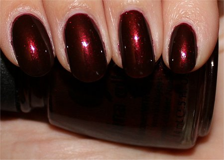 Flash China Glaze Branding Iron Review & Swatches