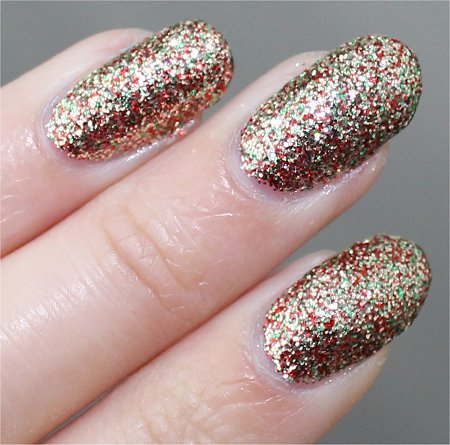 Flash China Glaze Twinkle Lights Review & Swatch