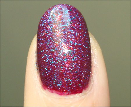 Flash Cult Nails Hypnotize Me Over Iconic Swatch & Review