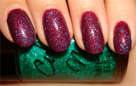 Flash Cult Nails Iconic Hypnotize Me Swatch & Review