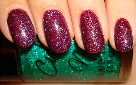 Flash Cult Nails Iconic Hypnotize Me Swatches & Review