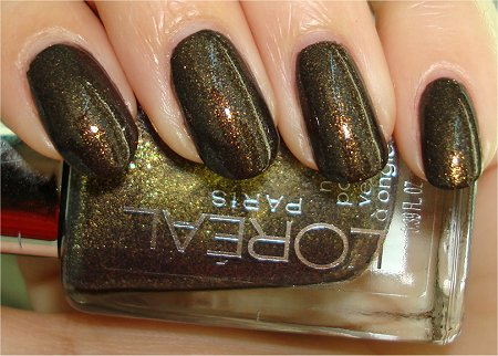 Flash L'Oreal Owls Nite Swatch & Review