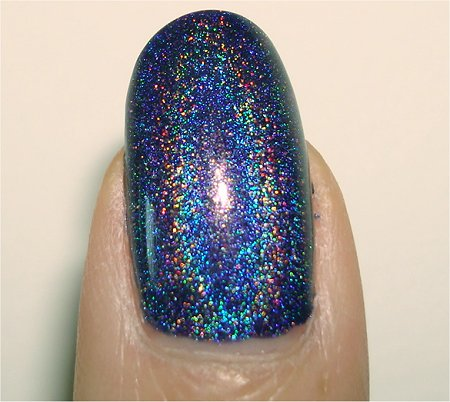 Flash OPI DS Glamour Swatch & Review