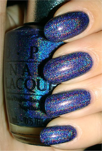Flash Opi Ds Glamour Swatches Review