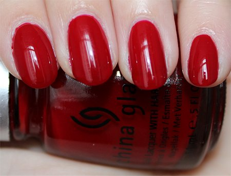 Flash Phat Santa China Glaze Review & Swatch