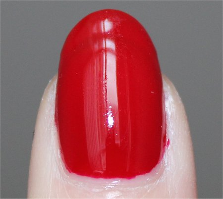 Flash Phat Santa China Glaze Swatches & Review