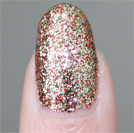 Flash Twinkle Lights China Glaze Swatch & Review