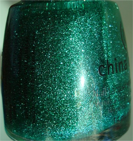 Mistletoe Kisses China Glaze 2010 Holiday Collection Swatches & Review