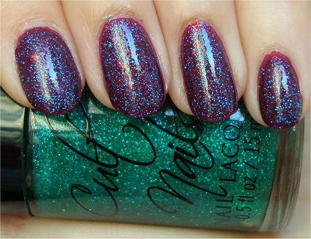 Natural Light Cult Nails Hypnotize Me & Cult Nails Iconic Review & Swatches