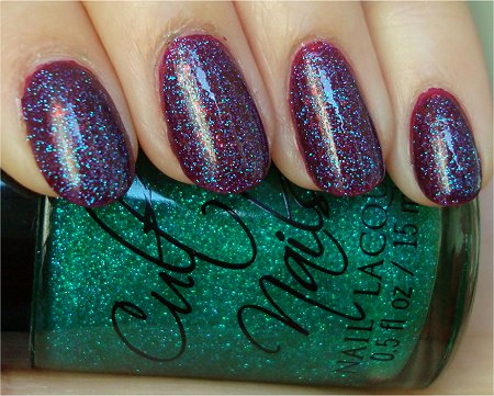 Natural Light Cult Nails Hypnotize Me Swatches & Review Cult Nails Iconic Swatches & Review