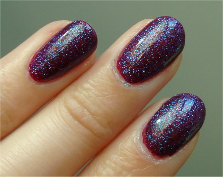 Natural Light Cult Nails Iconic Review & Swatches Cult Nails Hypnotize Me
