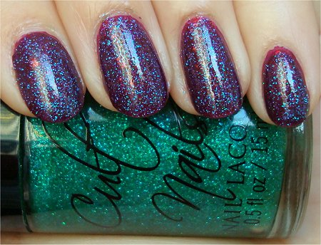 Natural Light Cult Nails Iconic Swatches & Review Cult Nails Hypnotize Me Swatches & Review