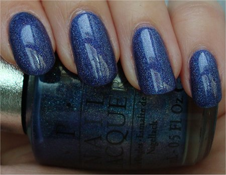 Natural Light DS OPI Glamour Swatch & Review