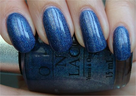 Natural Light Designer Series OPI Swatches Glamour Review