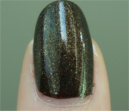 Natural Light L'Oreal Owl's Night Swatch, Review & Pics