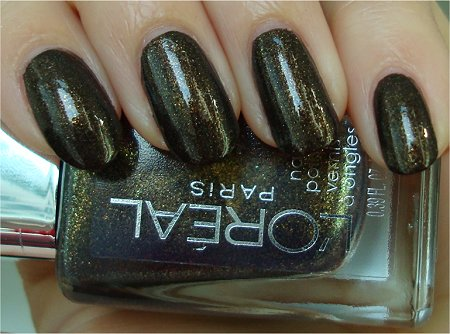 Natural Light LOreal Owls Night Swatches & Review