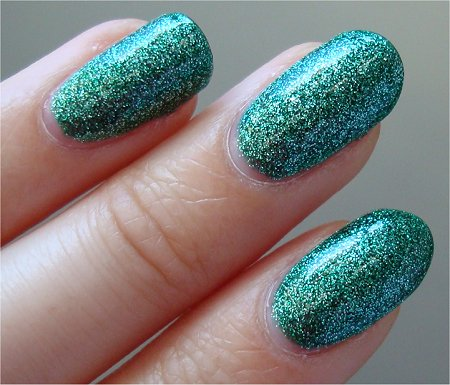 Natural Light Mistletoe Kisses by China Glaze Swatches & Review