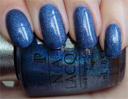 Natural Light OPI Designer Series Glamour Swatch & Review