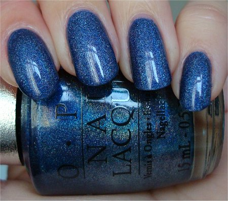 Natural Light OPI Glamour DS Swatches & Review