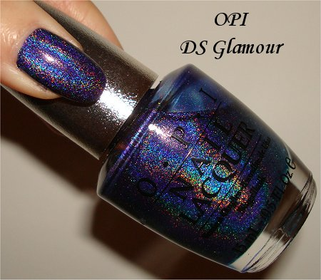 OPI Designer Series Glamour Swatches, Review & Bottle Pictures