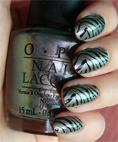 OPI Not Like the Movies Swatches & Review