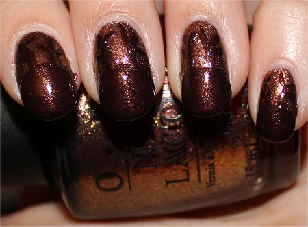 Reindeer Nails Nail Art Tutorial Step 4