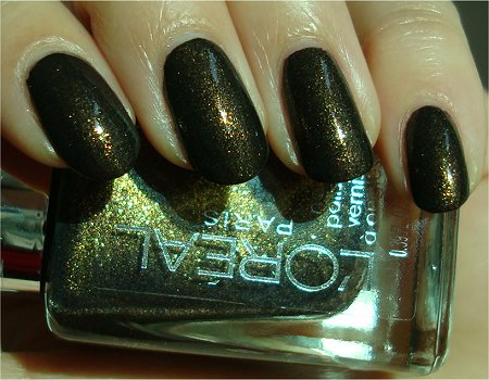 Sunlight L'Oreal Owl's Night Review & Swatch