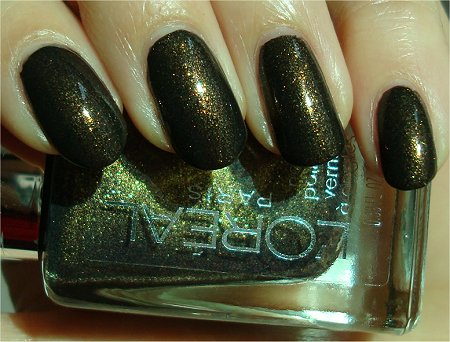 Sunlight L'Oreal Owl's Night Review & Swatches