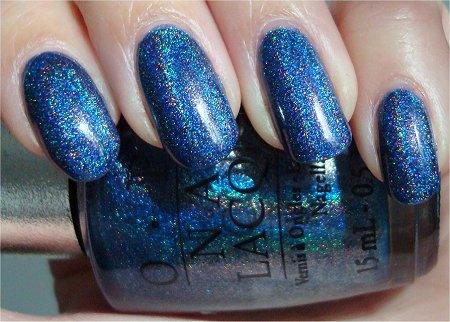 Sunlight OPI DS Glamor Review & Pictures