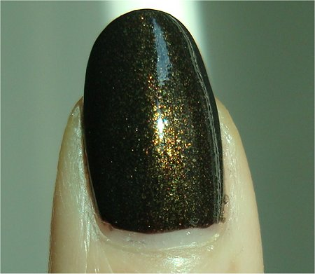Sunlight Owl's Night L'Oreal Swatches & Review