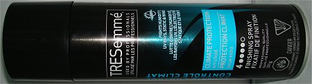 TRESemme Climate Protection Finishing Hairspray Review & Pictures