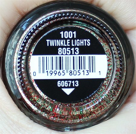 Twinkle Lights by China Glaze Review & Pictures
