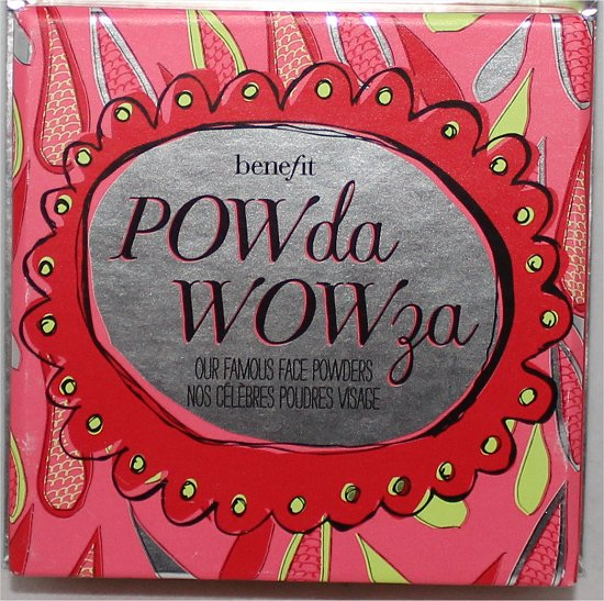 Benefit Powda Wowza January Luxe Box Review
