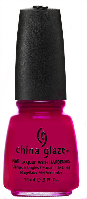 China Glaze Fuchsia Fanatic Electropop Collection Pictures & Press Release