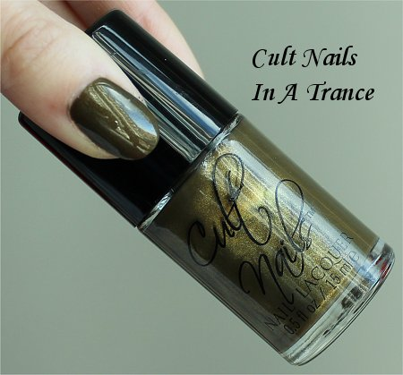 Cult Nails In A Trance Bottle Pictures & Review