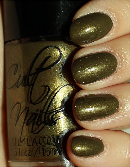 Cult Nails In A Trance Swatches & Review