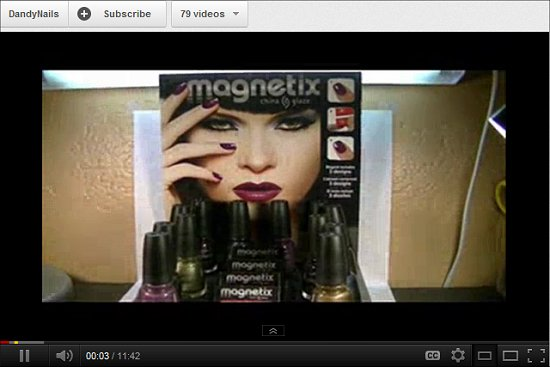 DandyNails Swatch And Learn YouTube