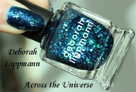 Deborah Lippmann Across the Universe Review & Bottle Pictures
