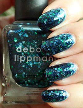 Deborah Lippmann Across the Universe Swatches & Review