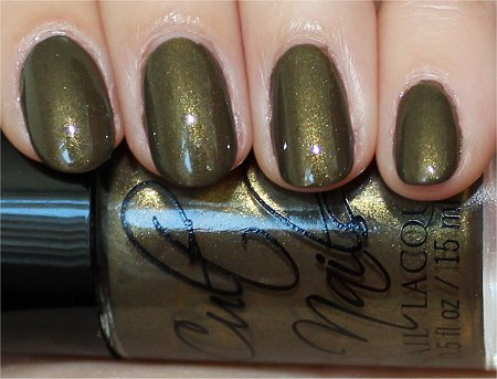Flash Cult Nails In A Trance Swatch & Review