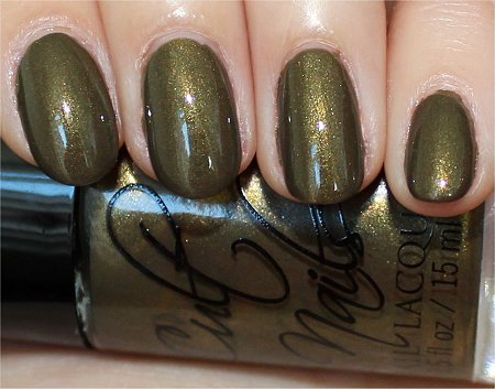 Flash Cult Nails In A Trance Swatches & Review