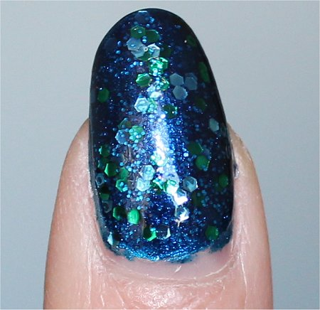 Flash Deborah Lippman Across the Universe Swatches & Review