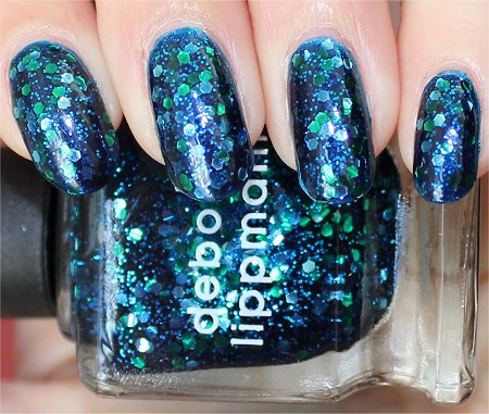 Flash Deborah Lippmann Across the Universe Swatch & Review