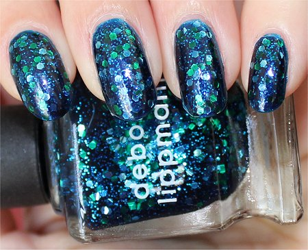 Flash Deborah Lippmann Across the Universe Swatches & Review