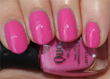 Flash Quo by Orly Review & Pictures