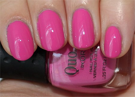 Flash Quo by Orly True Love Swatch & Review