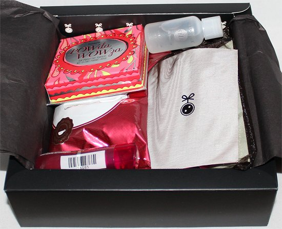 January Luxe Box Review & Pictures