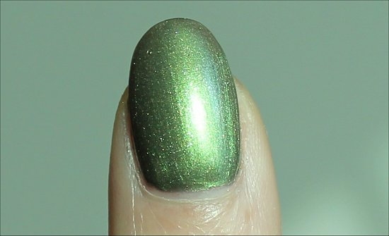 Misa Phasers on Stunning Swatch & Review